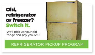 Refrigerator Pickup Program