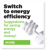 Energy Saving Ideas